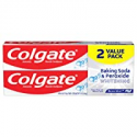 Deals List: Colgate Baking Soda and Peroxide Whitening Toothpaste - 6 ounce (2 Count)