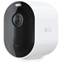 Deals List: Arlo Pro 3 Spotlight Camera - Add on - Wireless Security, 2K Video & HDR, Color Night Vision, 2 Way Audio, Requires a SmartHub or Base Station Sold Separately, White - VMC4040P-100NAR (Renewed)