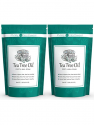 Deals List: Purely Northwest Tea Tree Oil and Epsom Salt Foot Soak for Toenail Fungus, Athlete's Foot, and Foot Odor, Helps with Calloused and Dry Feet