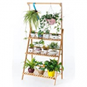 Deals List: Copree Bamboo 3-Tier Hanging Plant Stand Planter Shelves