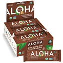 Deals List: 12-Ct ALOHA Organic Plant Based Protein Bars Chocolate Chip 1.9oz