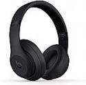 Deals List: Beats Studio3 Wireless Noise Cancelling Over-Ear Headphones - Apple W1 Headphone Chip, Class 1 Bluetooth, 22 Hours of Listening Time, Built-in Microphone - Matte Black (Latest Model)