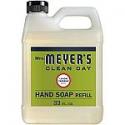 Deals List: 33-Oz Mrs. Meyer's Clean Day Liquid Hand Soap Refill (Lemon Verbena)