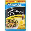Deals List: StarKist Tuna Creations Lemon Pepper, 2.6 oz pouch (Pack of 12)