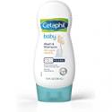 Deals List: Cetaphil Baby Wash & Shampoo with Organic Calendula, 7.8 Fl Oz (Pack of 1)