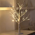 Deals List: Heplfikg 24-inch LED Small Birch Trees Twig Lights Lamp