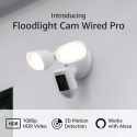 Deals List: Introducing Ring Floodlight Cam Wired Pro with Bird's Eye View and 3D Motion Detection (2021 release)