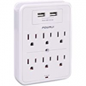 Deals List: D-Link Mini WiFi Smart Plug, Control From Anywhere, Home IFTTT Works with Alexa Google Assistant (DSP-W118-US)
