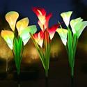 Deals List: 3-Pack Wosports Outdoor Garden Stake Flower Solar Lights