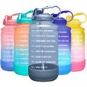 Deals List: Elvira Large 1 Gallon/128-Oz Motivational Water Bottle