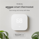 Deals List: Introducing Amazon Smart Thermostat – ENERGY STAR certified, DIY install, Works with Alexa – C-wire required