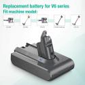 Deals List: FirstPower 4.0Ah Replacement Battery - Compatible for V6 SV04 DC58 DC59 DC61 DC62 DC72 DC74 Absolute Animal Motorhead Slim SV03 SV04 SV05 SV06 SV07 SV09