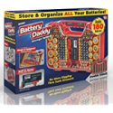 Deals List: Ontel Battery Daddy 180 Battery Organizer and Storage Case