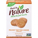 Deals List: Back to Nature Cookies, Non-GMO Peanut Butter Creme, 9.6 Ounce