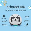 Deals List: Echo Dot (4th Gen) Kids | Designed for kids, with parental controls | Panda