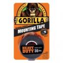 Deals List: Gorilla Heavy Duty Black Mounting Tape 1 inch x 60 inch Roll
