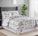 Deals List: Francie 8-Pc. Reversible Queen Comforter Set