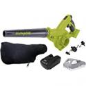 Deals List: Sun Joe 24V-WSB-LTE 180-MPH Cordless Blower w/Battery + Charger