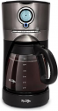 Deals List: Mr. Coffee 12-Cup Black Stainless Coffee Maker