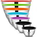 Deals List: Enchante Cook With Color 4-Pc. Mixing Bowl Set