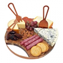 Deals List: Choosy Chef Magnetic Cheese Board Set w/Serving Utensils 10-In