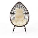 Deals List: Christopher Knight Home Cutter Teardrop Wicker Lounge Chair