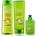 Deals List: Garnier Fructis Sleek and Shine Shampoo Cream Kit