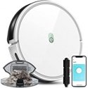 Deals List: yeedi k600 Robot Vacuum, with1800pa Super-Strong Suction, Up to 110 min Runtime, Ultra Slim, Automatic Self-Charging Robotic Vacuum, Deep Cleaning for Pet Hair, Hard Floors and Carpet, Remote Control