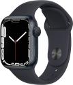Deals List: Apple Watch Series 7 GPS, 41mm Midnight Aluminum Case with Midnight Sport Band - Regular