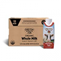 Deals List: Organic Valley Whole Shelf Stable Milk, Resealable Cap, 8 Oz, Pack of 12