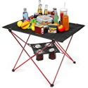 Deals List: Deerfamy Foldable Camping Side Tables w/Bag & Cup Holders