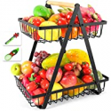 Deals List: Hokyzam 2 Tier Fruit Basket