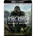 Deals List: King Kong Ultimate Edition 4K Ultra HD Blu-Ray + Digital