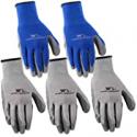 Deals List: 5-Pack Wells Lamont Nitrile Work Gloves Large