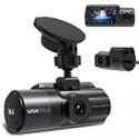 Deals List: Vantrue N4 3 Channel Dash Cam, 4K+1080P Dual Channel