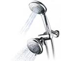 Deals List: Hydroluxe 1433 Handheld Showerhead & Rain Shower Combo