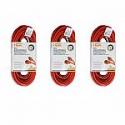 Deals List: 3-Pack HDX 50 ft. 16/3 Light-Duty Indoor/Outdoor Extension Cord