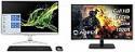 "Deals List: Acer C27-962-UA91 AIO, 27"" FHD Desktop (i5-1035G1 MX130 12GB 512GB) + AOPEN 27HC5R Pbiipx 27"" Curved FHD Monitor"