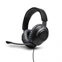 Deals List: JBL Quantum 100 - Wired Over-Ear Gaming Headphones