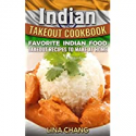 Deals List: Indian Takeout Cookbook Kindle Edition
