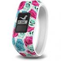 Deals List: Garmin vivofit jr, Kids Fitness/Activity Tracker, 1-year Battery Life, Real Flower
