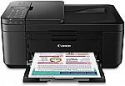 Deals List: Canon PIXMA TR4720 All-in-One Wireless Printer for Home use, with Auto Document Feeder, Mobile Printing and Built-in Fax