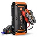 Deals List: TACKLIFE T8 Pro 1200A Peak 18000mAh Car Jump Starter w/LCD
