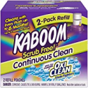 Deals List: Kaboom Scrub Free! Toilet Bowl Cleaner System with 2 Refills