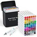 Deals List: Smart Color Art 65 Coloring Markers and 1 Blender