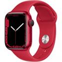 Deals List: Apple Watch Series 7 GPS, 45mm Starlight Aluminum Case with Starlight Sport Band - Regular