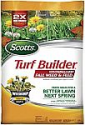 Deals List: Scotts Turf Builder WinterGuard Fall Weed and Feed 3: Covers up to 15,000 Sq Ft, Fertilizer, 43 lbs.