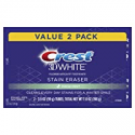 Deals List: Crest 3D White Stain Eraser Whitening Toothpaste, Icy Clean Mint, 2 Count