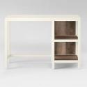Deals List: Threshold Hadley Wood Writing Desk with Storage Shell