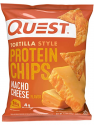 Deals List: Quest Nutrition Tortilla Style Protein Chips, Loaded Taco, Low Carb, Gluten Free, Baked, 1.1 Ounce (Pack of 12)